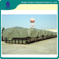 Tarpaulin Machine Cover
