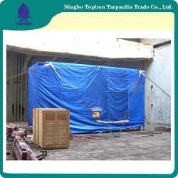 Pe Tarpaulin Canvas Covering