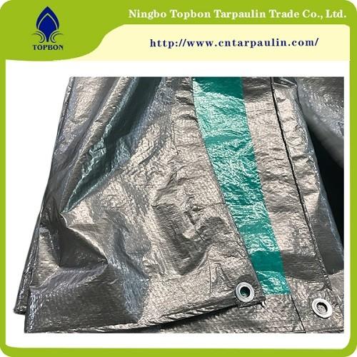 China Made Tarpaulin Blue Pe Tarpaulin For Tent