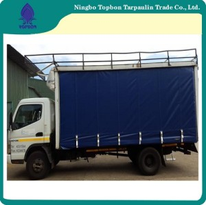 Fr Both Side Pvc Coated Fabric