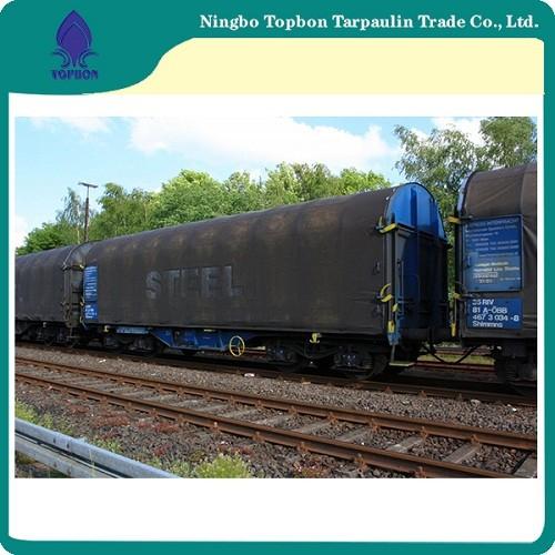 50gsm-300gsm Korea Pe Tarpaulin With Uv Treated For Railway Cover