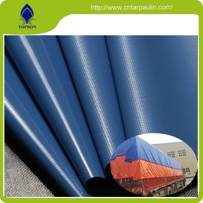High temperature resistant of tarpaulin Pvc Coated Fabric For Truck Covers