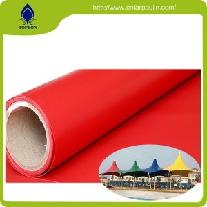 Payment Protection Low Price PVC Tarpaulin  In Standard Size