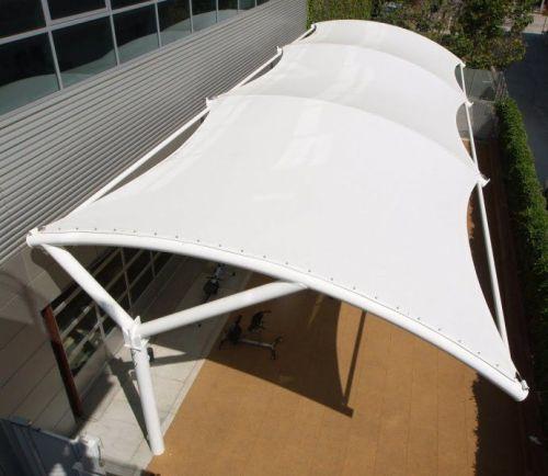 The tensile strength of the best tarpaulin