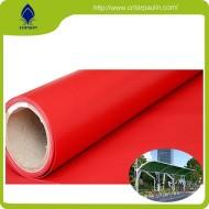 Good quality high strength durable pvc custom printed tarps