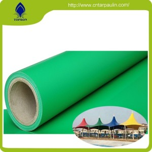 Tarpaulin Fabric For Waterproof Product