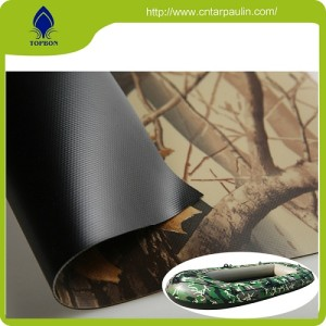 Long service life of PVC Coated Fabric