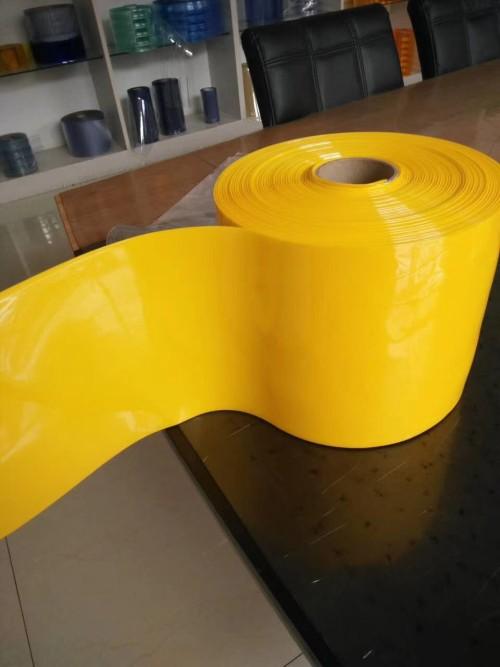 Hight Quality Products yellow PVC Plastic Tarpaulin