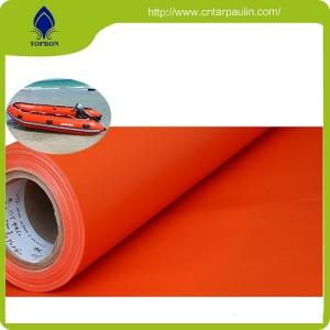 Hot Sale Waterproof PVC Coated Fabric
