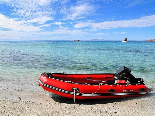 One of the best  Inflatable Boat Fabric waterproof performance