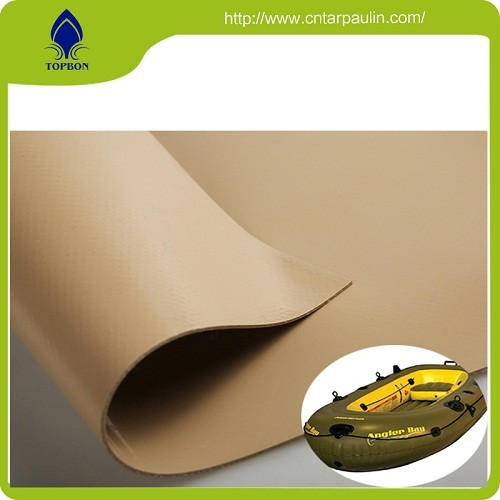 Long service life of PVC Coated Inflatable Fabric