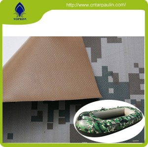 good price high strength durable PVC printed