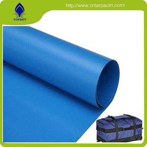 Heat Sealed Weather Resistant PVC Coated Tarp Fabric