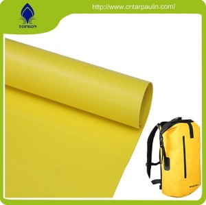 High Abrasion Oil Resistant PVC Coated Fabric