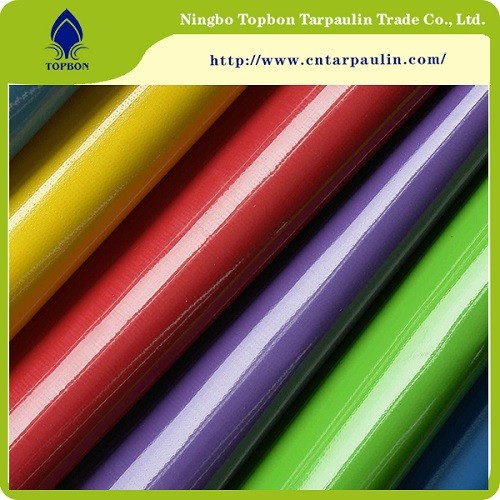 Directly Factory Price Pvc Coated Fabric Tarpaulin waterproof fabric HOT