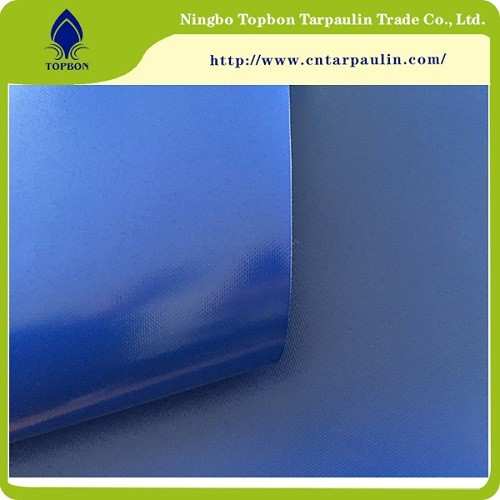 Ripstop Waterproof Double Side Pvc Coated Fabric