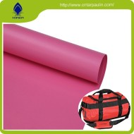 Hot Sales Pvc Coated Fabric For Outdoor Backpack