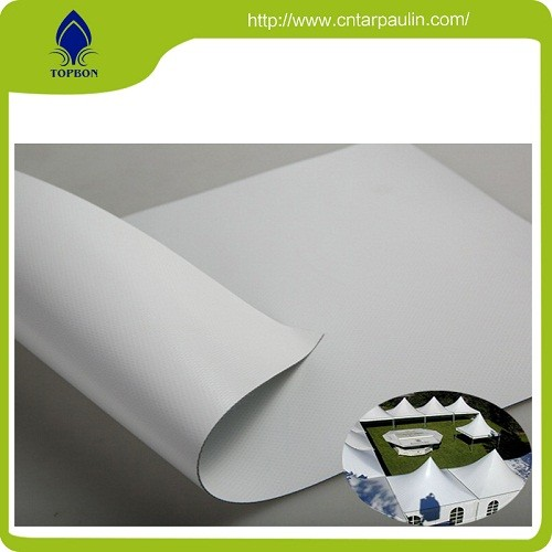 100% Polyester Tent Fabric Coated Pvc