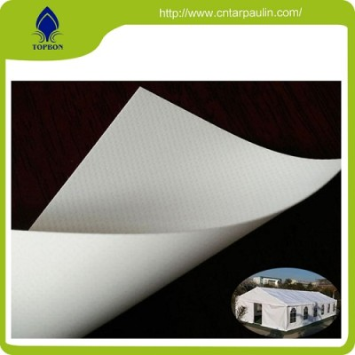 High temperature esistant of PVC tarpaulin