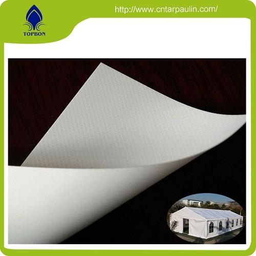 High temperature esistant of PVC tarpaulin