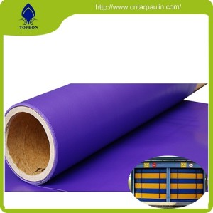 Pvc Coated Waterproof door Fabric