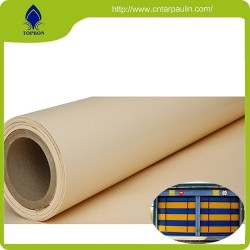 PVC Tarpaulin Fabric High Fast Roll up Shutter Door