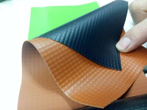 PVC Waterproof Fabric For Door Fabric