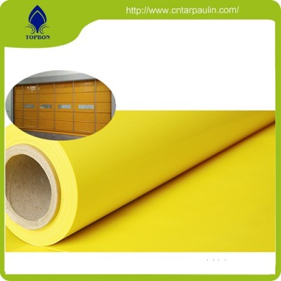 Widely Used Blue PE Tarpaulin Packed In Rolls