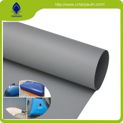 Waterproof 1000D PVC Coated Tarpaulin Fabric In Roll For Water Tank