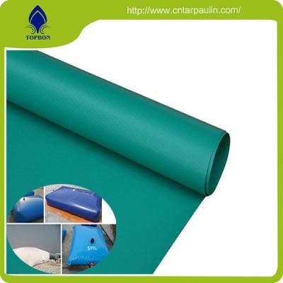 high strength PVC coated tarpaulin fabric for water tank