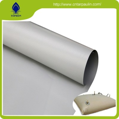 high quality polyester PVC coated tarpaulin for water tank
