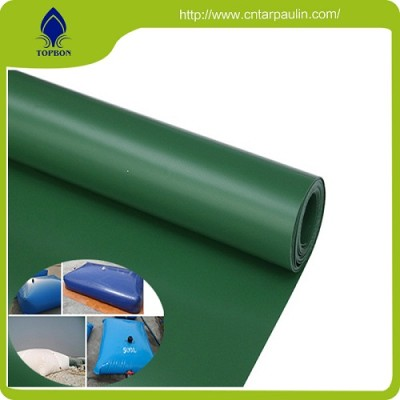 Airtight PVC inflatable fabric for water tank