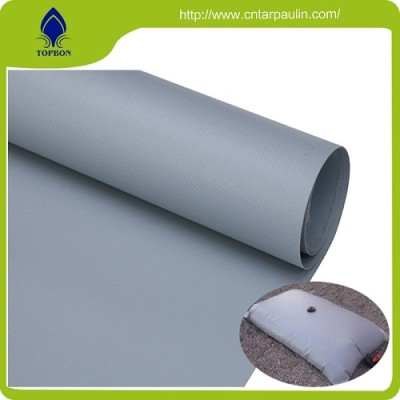 pvc coated tarpaulin water tank fabric