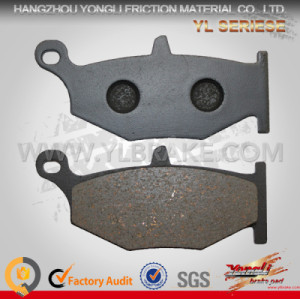 YL-F022 Wholesale Compact Low Price Brake Pads China Wholesale Motorcycle Parts Top quality motorcycle brake pad japanese brake pad