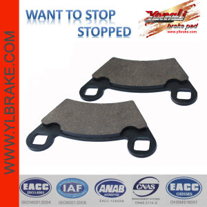 YL-F132 Environmental atv brake part atv