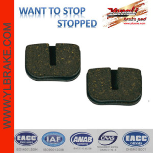 YL-1003 MTB Leisure bicycle brake pads for HOPE M4 (all models)