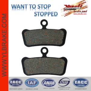 YL-1043 XC Trail / XC Sport MTB brake pads for FORMULA R1(2008-)
