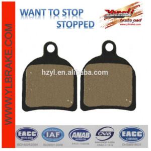 YL-1036 Mountain Full-Suspension MTB brake pads for AVID BB7