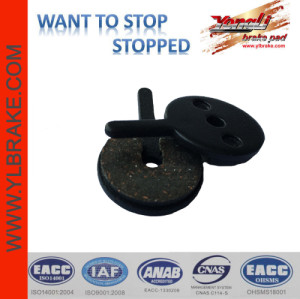 YL-1024 Good Reputation Excellent Material brake pad with good