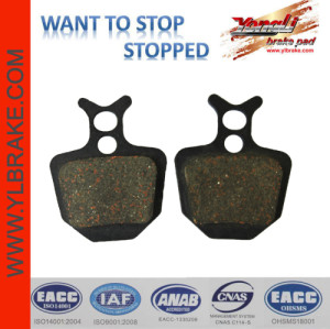 YL-1027 carbon road bike frame brake pads for HOPE DH4 (4 pistons)