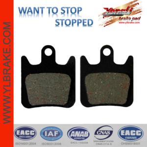 YL-1028 Road Steel MTB brake pads for FORMULA 4 Racing