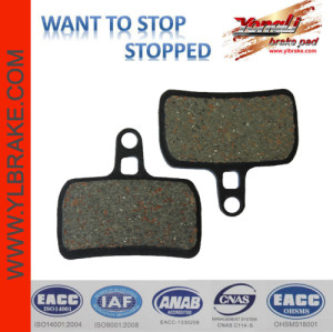 YL-1045 Giant for Women bicycle brake pads for HOPE O2 (2 pistons)
