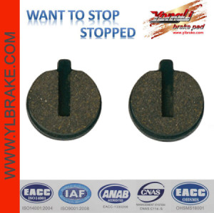 YL-1002 Road Alternative bicycle brake pads for HOPE Mini (2 pistons)