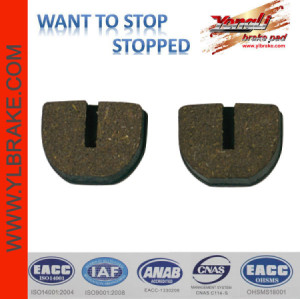 YL-1004 Dirt Jump/ Urban bicycle brake pads for HOPE V2