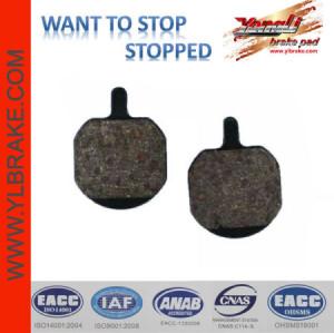YL-1009 Women's Junior's bicycle brake pads for HOPE DB110