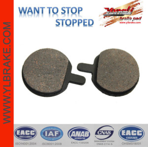 YL-1013 sintered bicycle brake pads for MAGURA Gustav M (-2006)