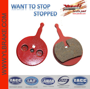 YL-1018 Giant for Women bicycle brake pads for MAGURA Marta SL(2009-)