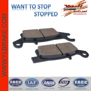 YL-F147B Excellent Material Newest design Wholesale Brake Pad Korea