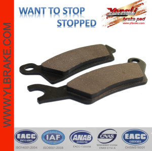 YL-F179 High quality brake pads for CAN AM-Outlander 500/650/800/1000