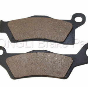 YL-F179B High quality brake pads for CAN AM-Outlander 500/650/800/1000